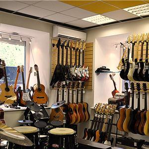 Музыкальные магазины Лысково