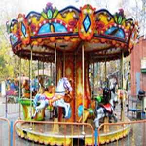 Парки культуры и отдыха Лысково