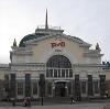 Железнодорожные вокзалы в Лысково