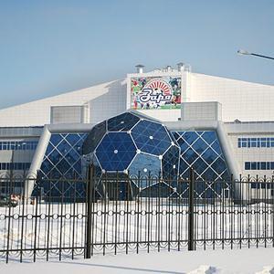 Спортивные комплексы Лысково