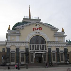 Железнодорожные вокзалы Лысково